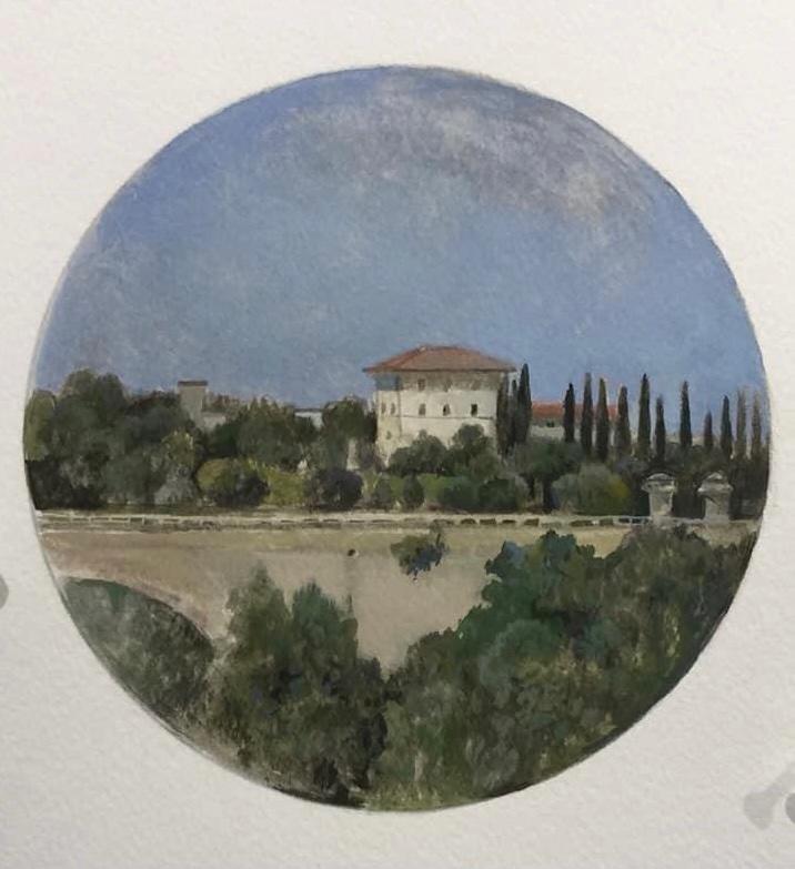 Civita Castellana - bridge / Corot